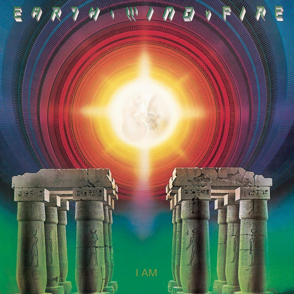 I AM by Earth Wind & Fire